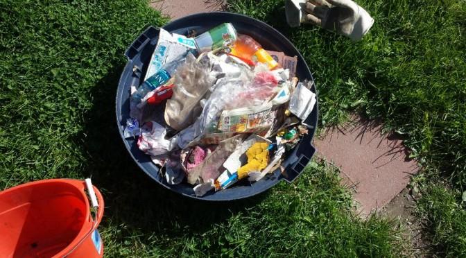 Harmonogram jarného  čistenia mesta 2017