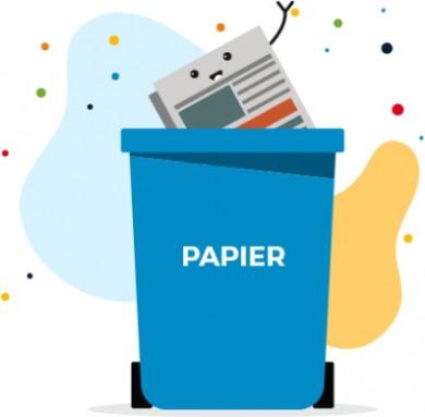 Všetko, čo potrebujete vedieť o recyklácii papiera